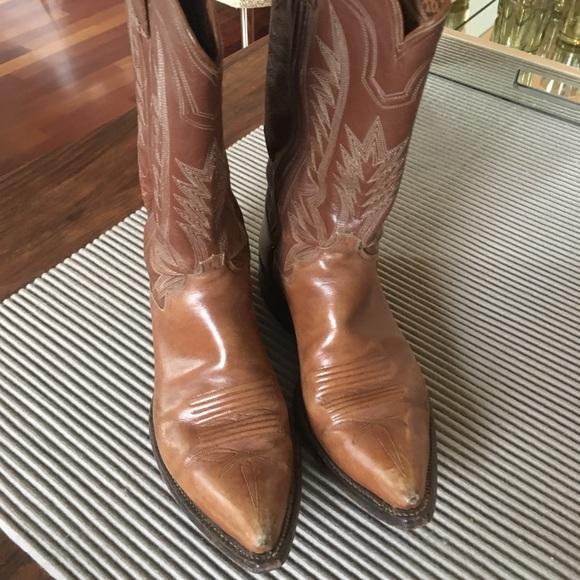 b5c1e8b693d ML Leddy Handmade Cowboy Boot